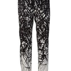 "Yigal Azrouel loose fit pants, <a href=""http://www.farfetch.com/shopping/women/yigal-azrouel-loose-fit-pant-item-10619883.aspx?storeid=9273"">$595</a>"