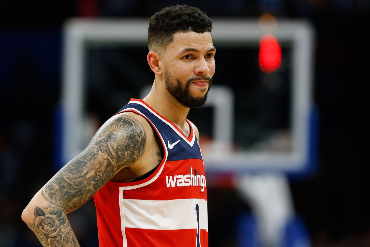 Report Grizzlies Looking To Sign Austin Rivers Grizzly Bear Blues
