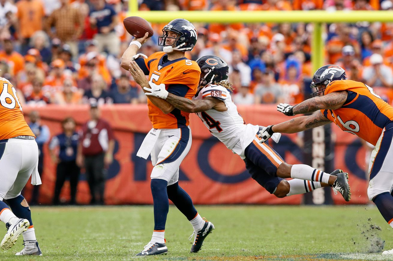 Is the Broncos' season already over after 0-2 start?