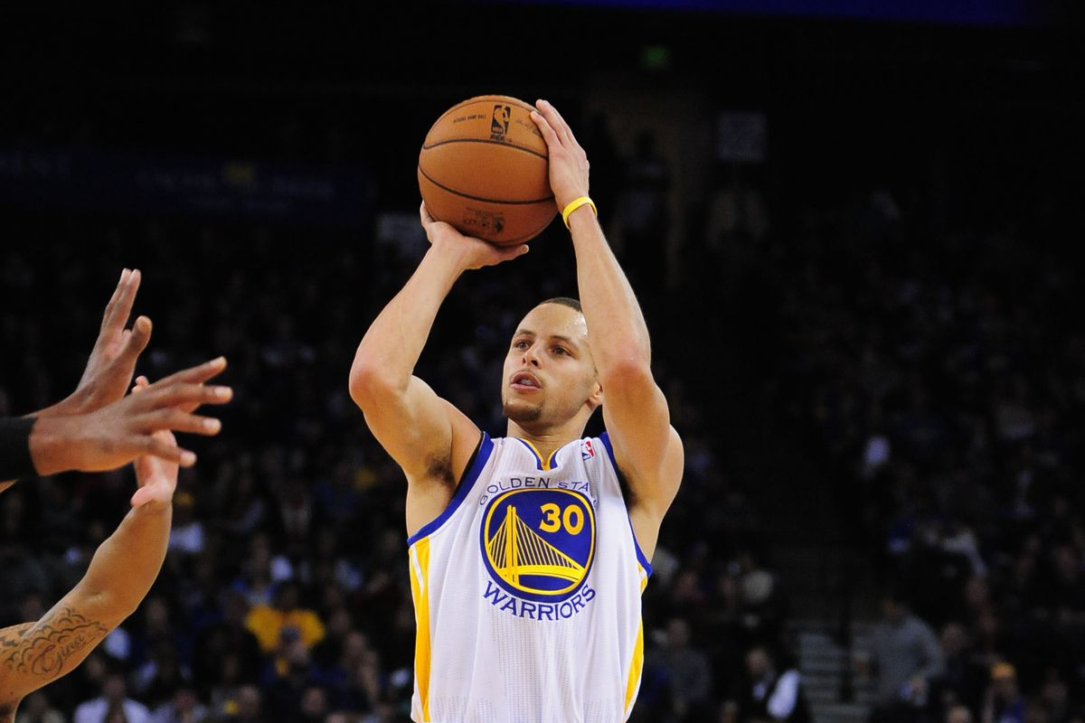 Curry vs. Lillard was the game within the game even though neither guarded each other much, if at all.