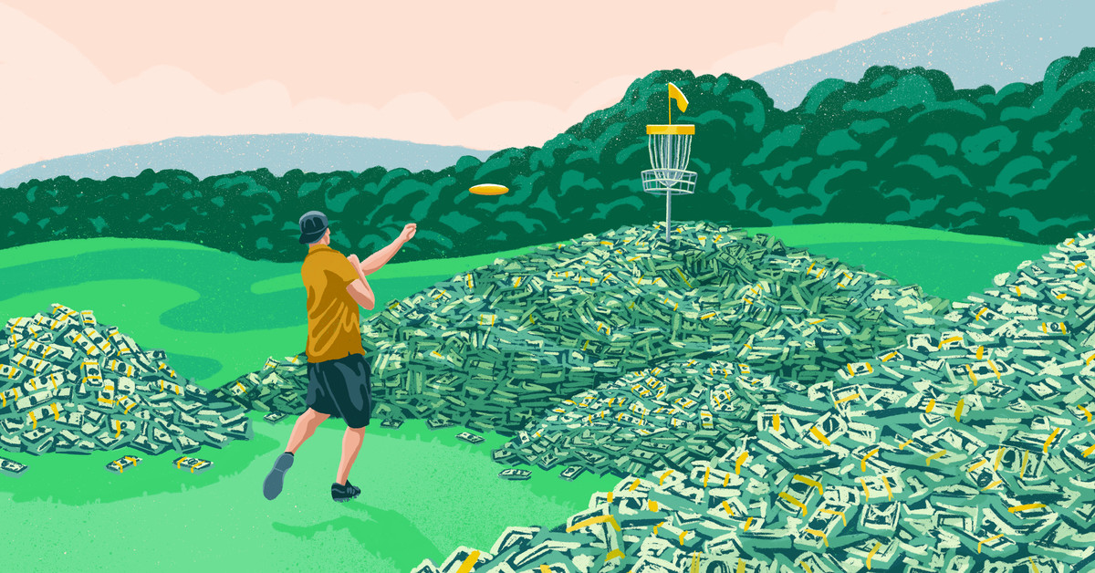 How much can athletes really make in niche sports? A whole lot more than you might think. Disc golfer Paul McBeth set a new standard by signing an eig