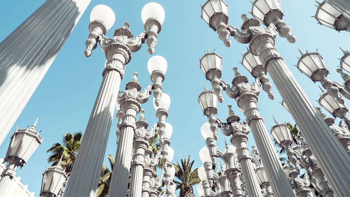 Los Angeles Isn T Known For Its Streetlights It Should Be
