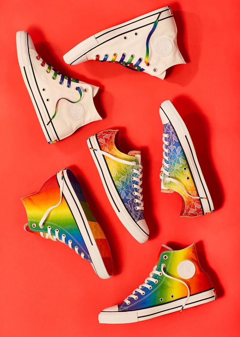 Rainbow converse all-stars