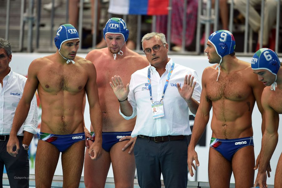 Guys in Speedos: 2015 world swimming and water polo ...