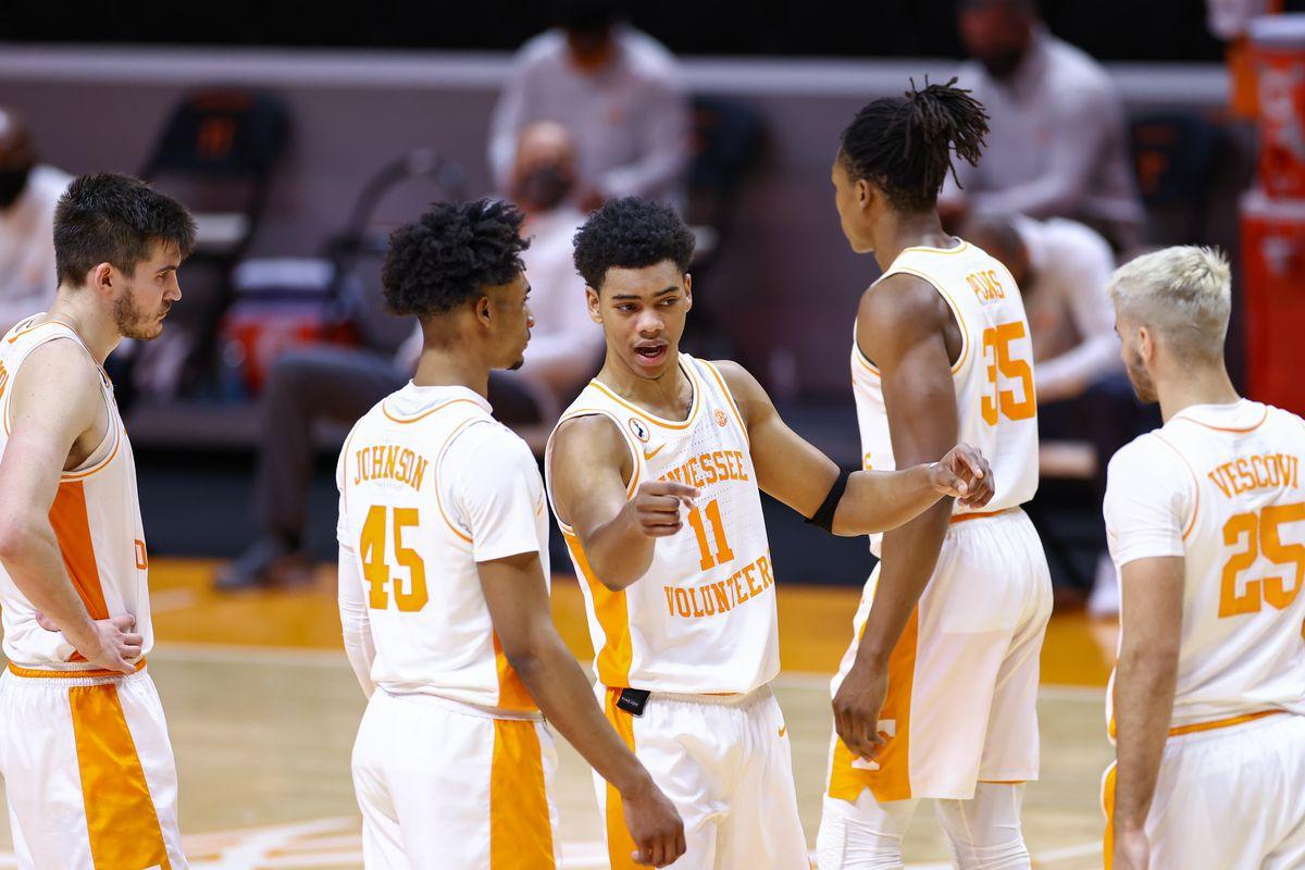 NCAA Basketball: Cincinnati at Tennessee