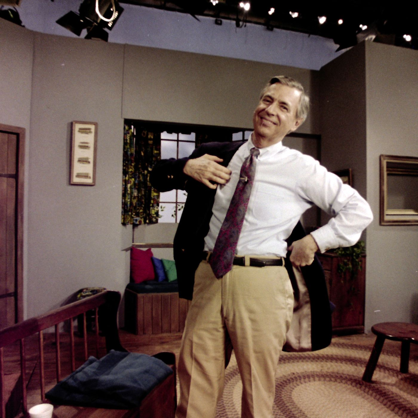In Our Opinion Understanding The Love Of Mister Rogers And His Goodness Deseret News