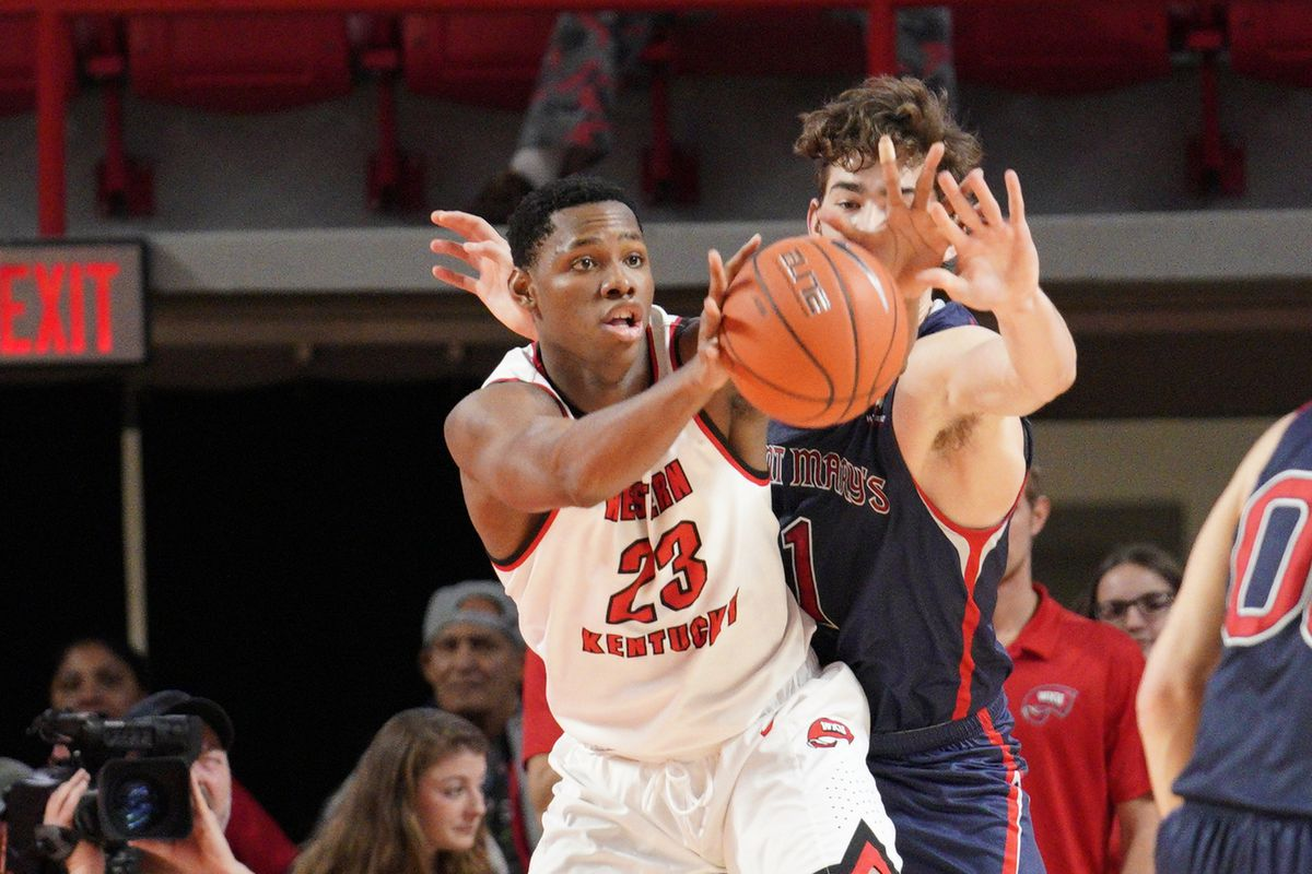 COLLEGE BASKETBALL: DEC 22 Saint Mary's at Western Kentucky
