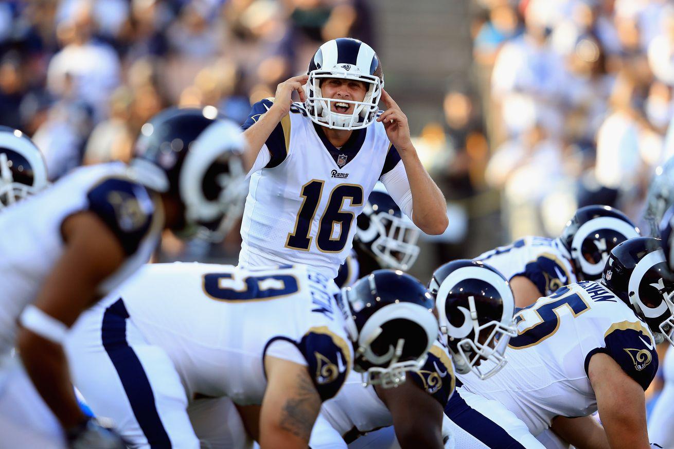 Jared Goff: An NFL Underdog Already In Year 2