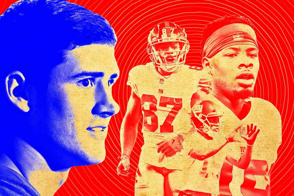 The New York Giants Are Basically Out Of Receivers The Ringer