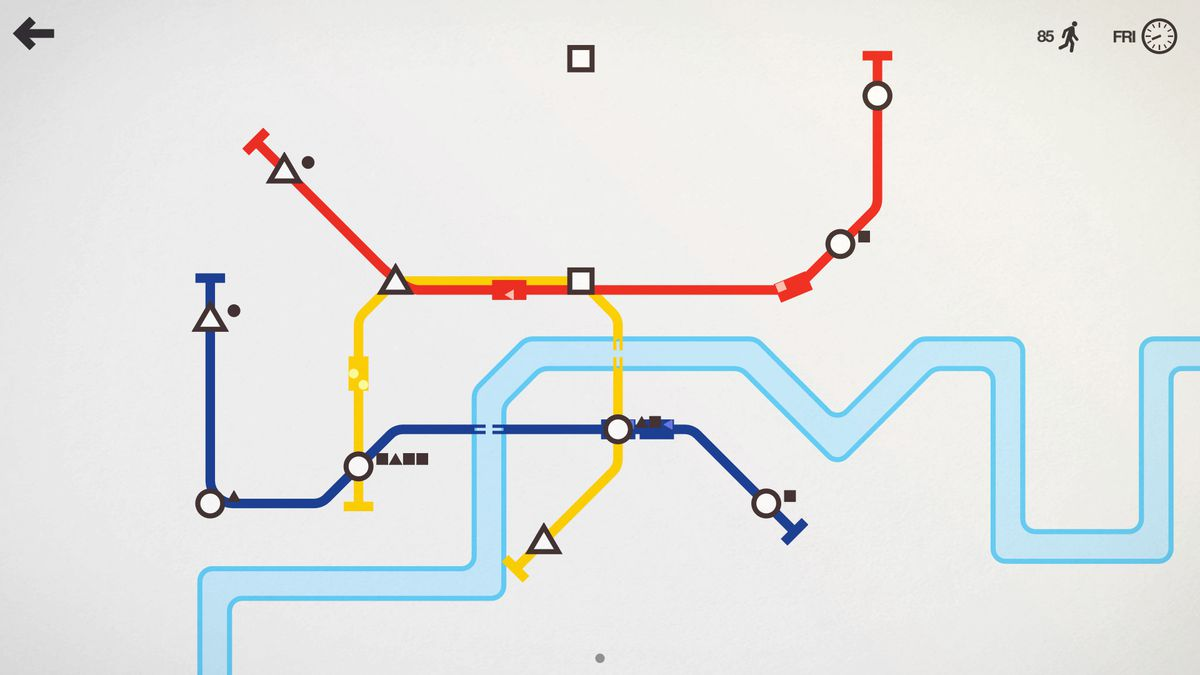 The 500 Best Games Of All Time 300 201 Polygon Diagram Above Is Peak 3dbs Which Shows That Filter Mini Metro Dinosaur Polo Club