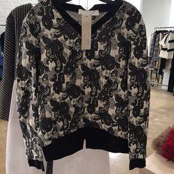 Thakoon Addition jacquard sweatshirt, $170