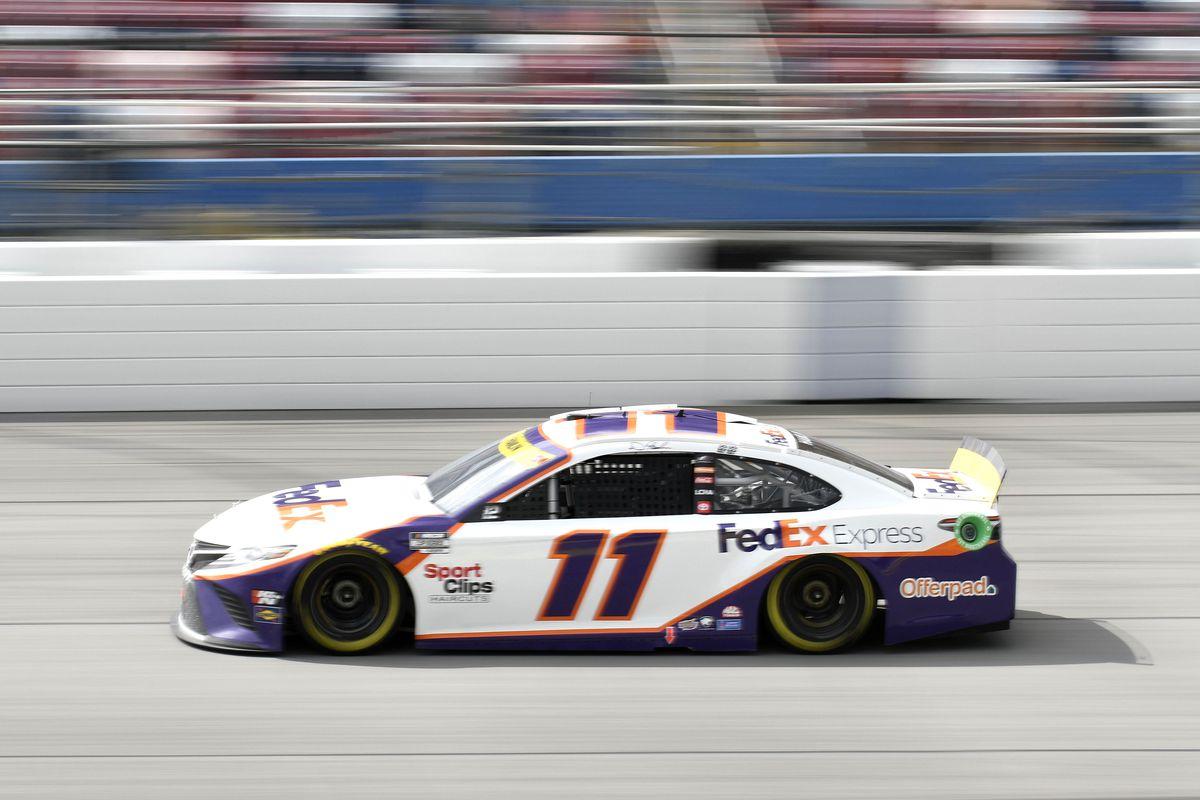 NASCAR: YellaWood 500