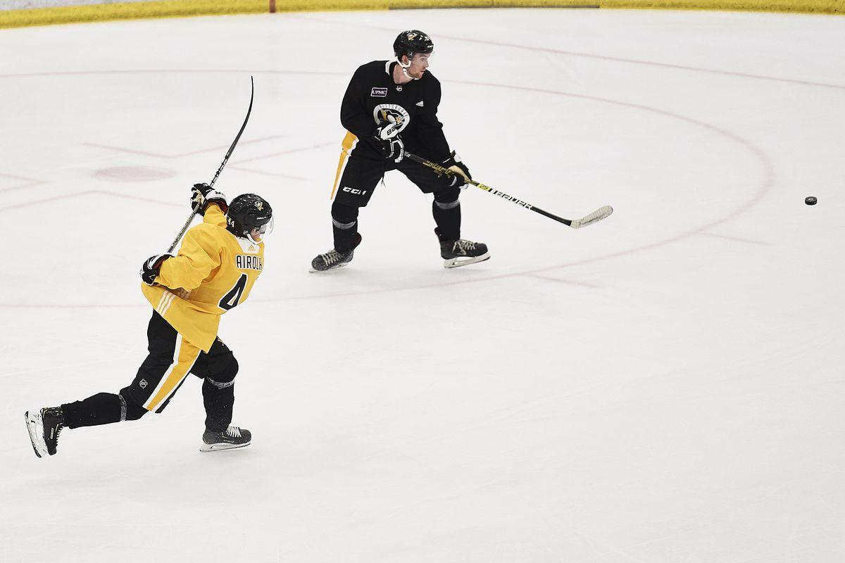 NHL: JUN 26 Pittsburgh Penguins Development Camp
