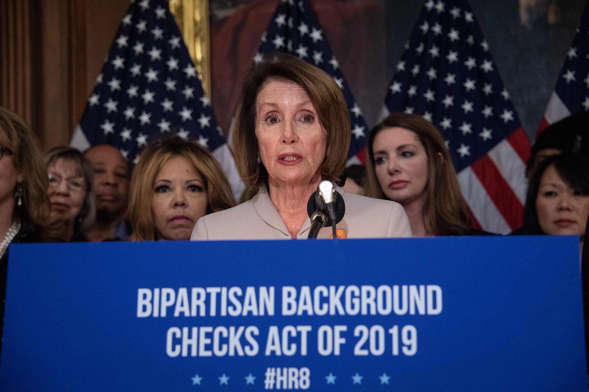 House passes universal background checks bill - Vox