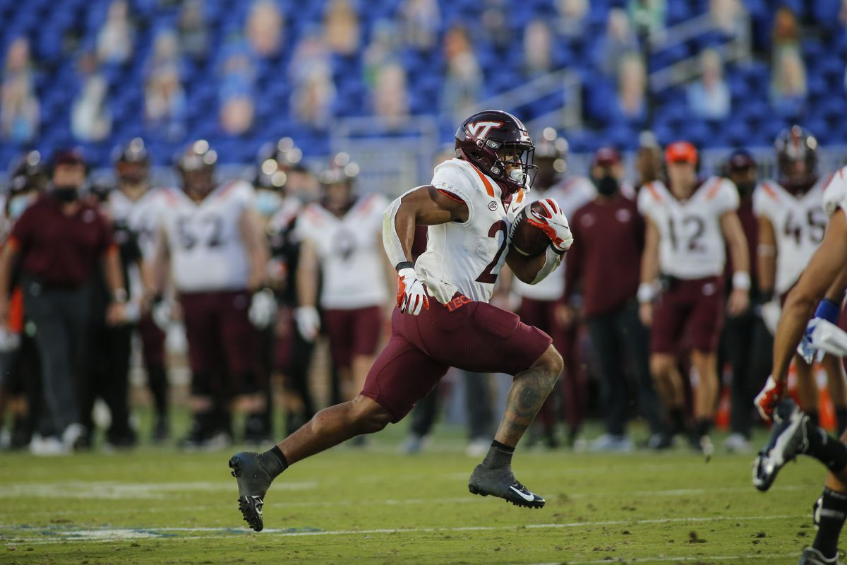 Virginia Tech Football 5 Takeaways In Hokies 38 31 Win Over Duke Gobbler Country