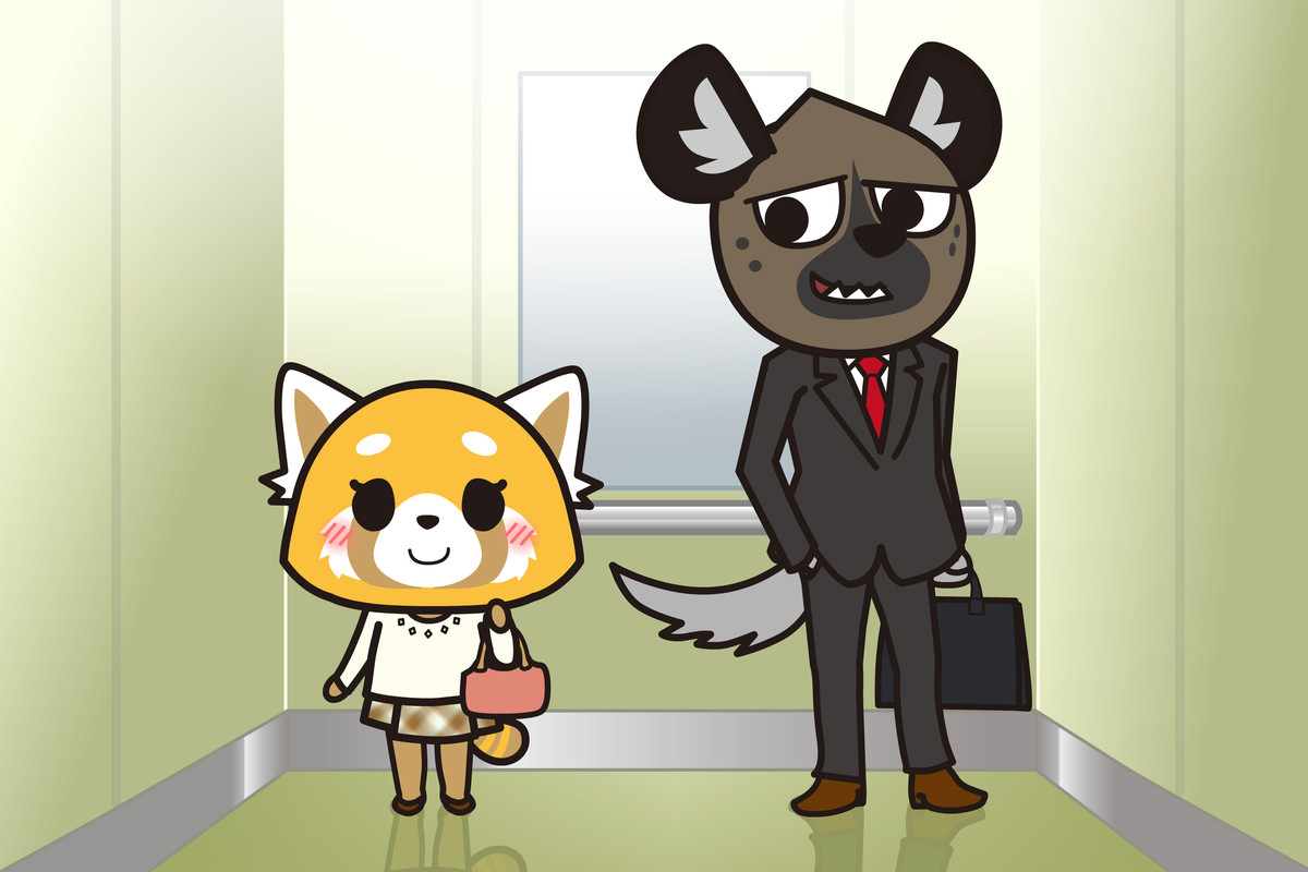 Imperfect relationships are at the heart of Aggretsuko season 2