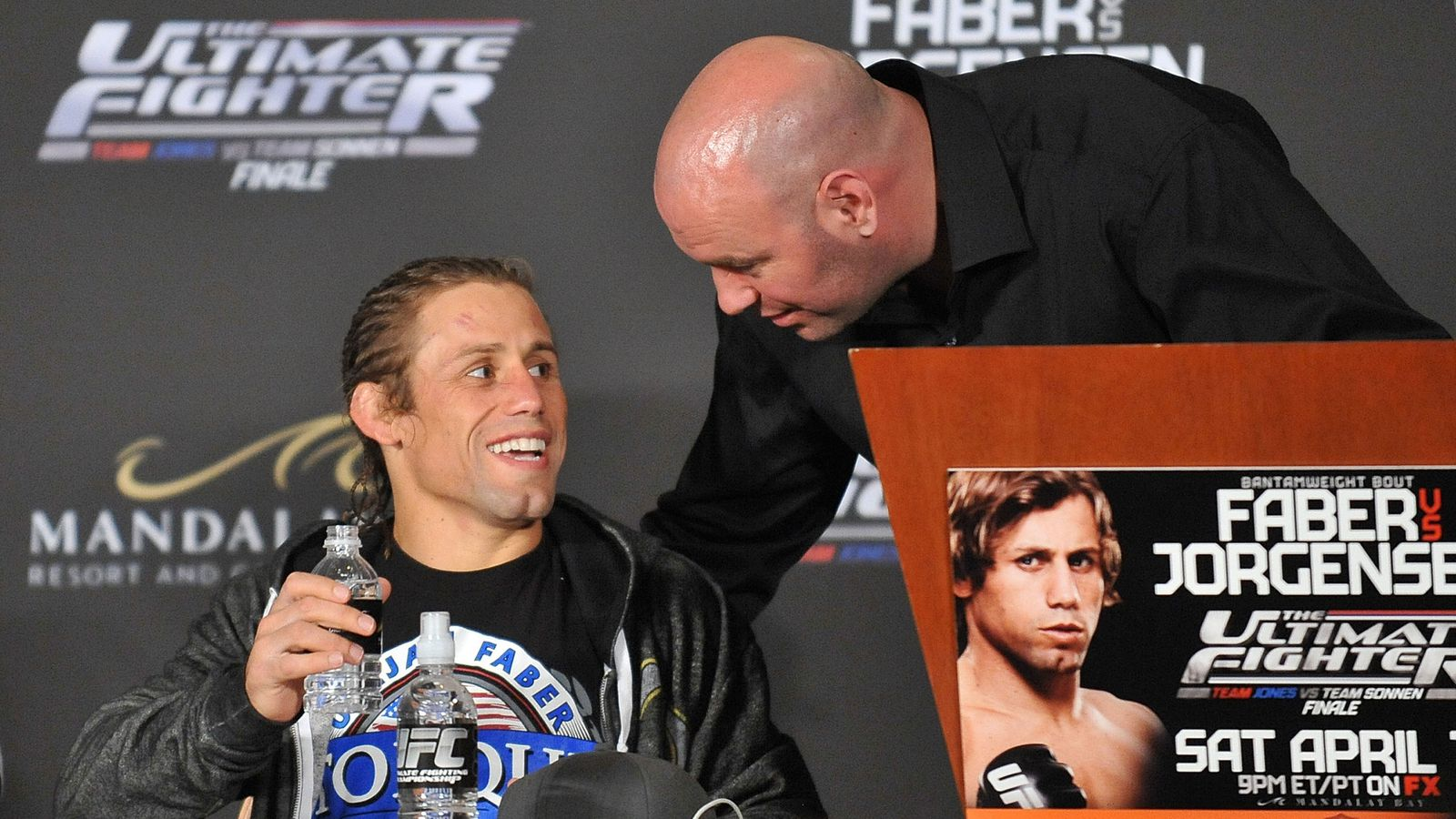 White on call that would've made Faber huge star