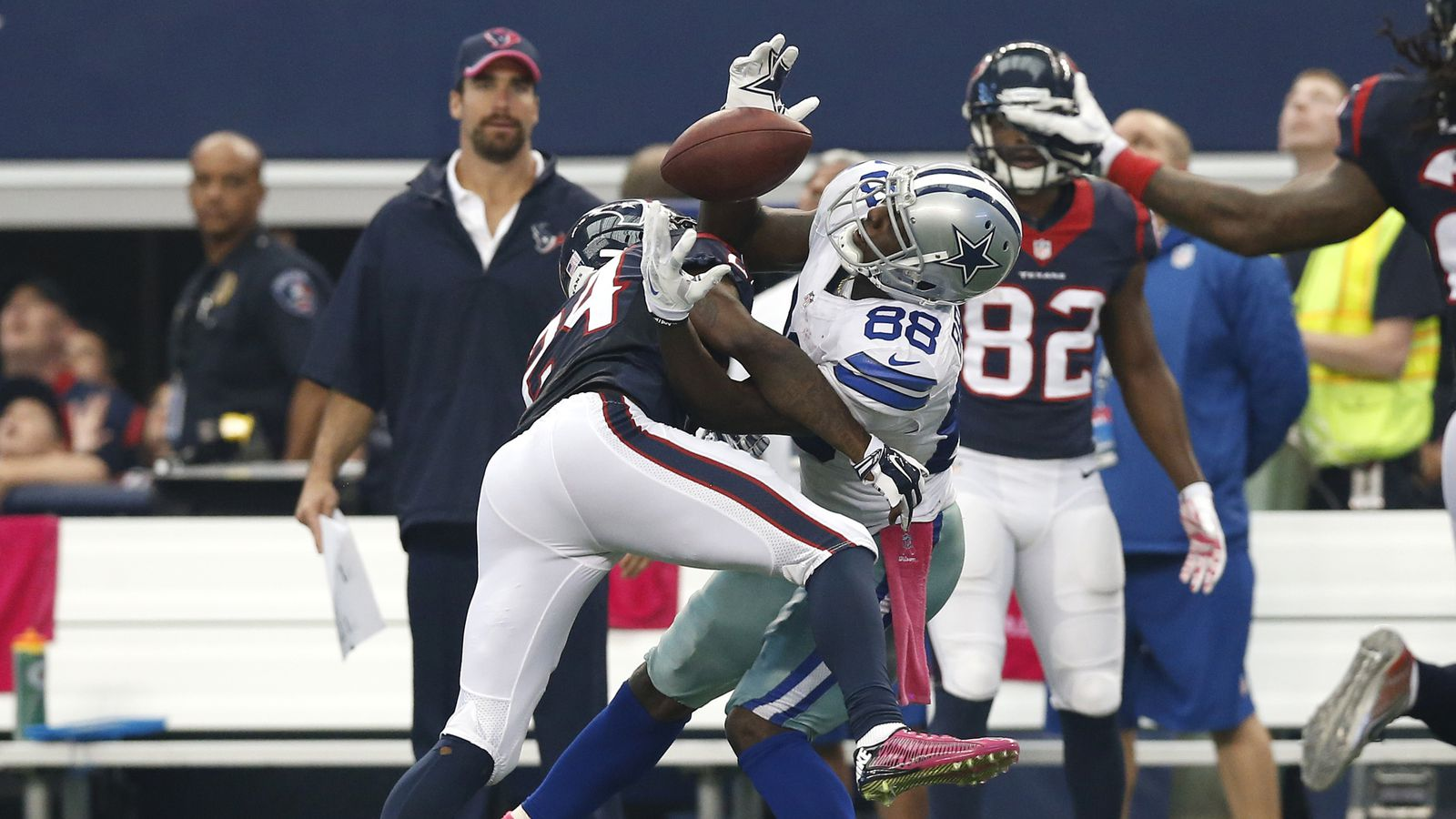 Dez Bryant Is The Best Receiver In The Nfl Sbnation Com