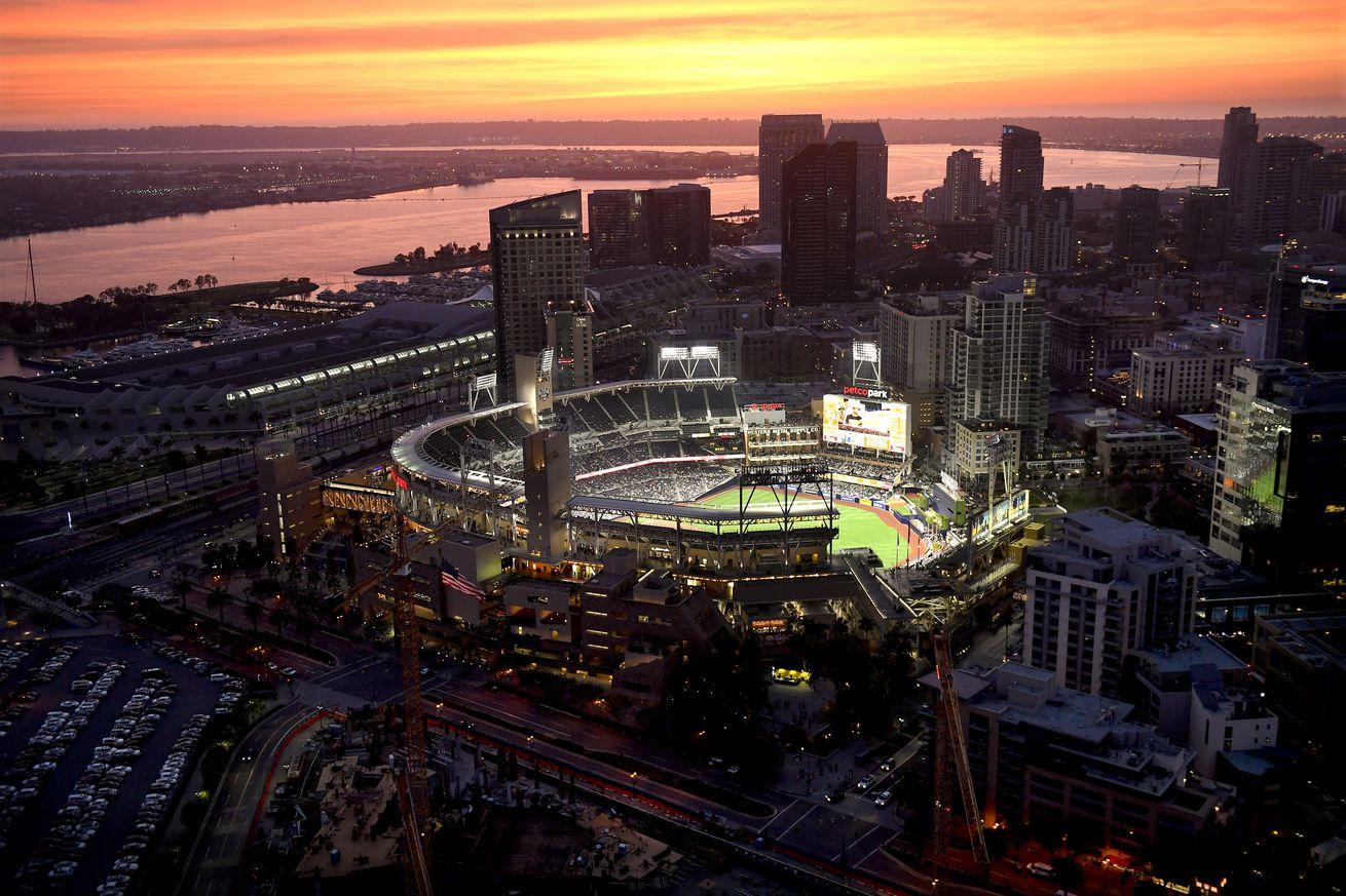 Los Angeles Dofgers v San Diego Padres