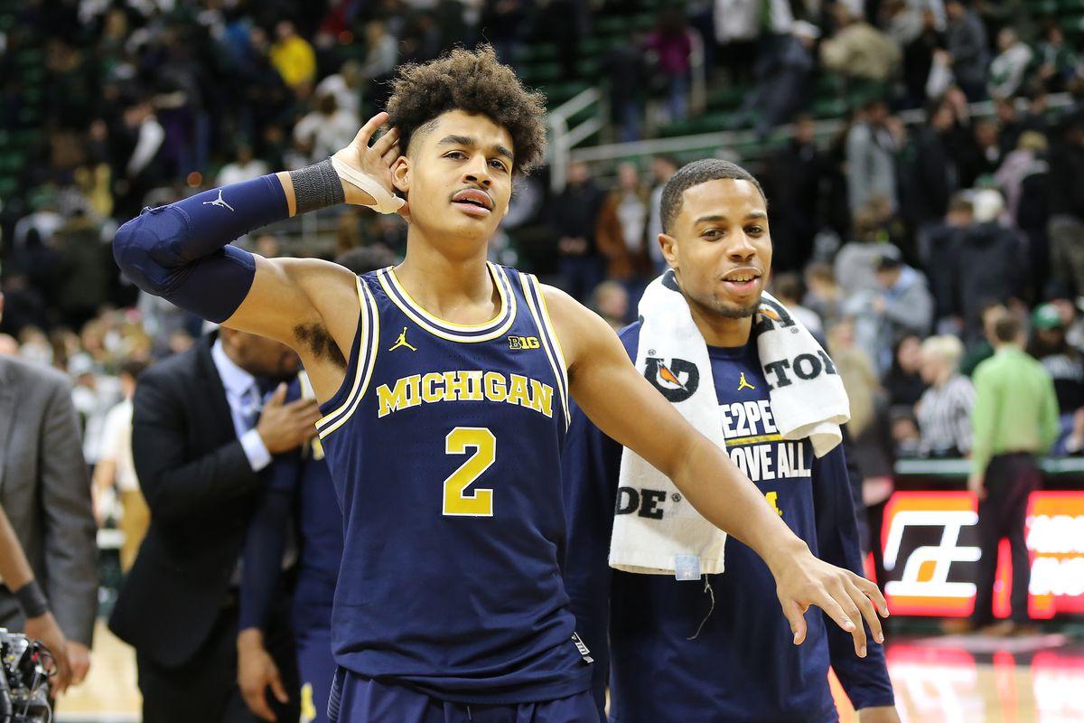 Michigan v Michigan State