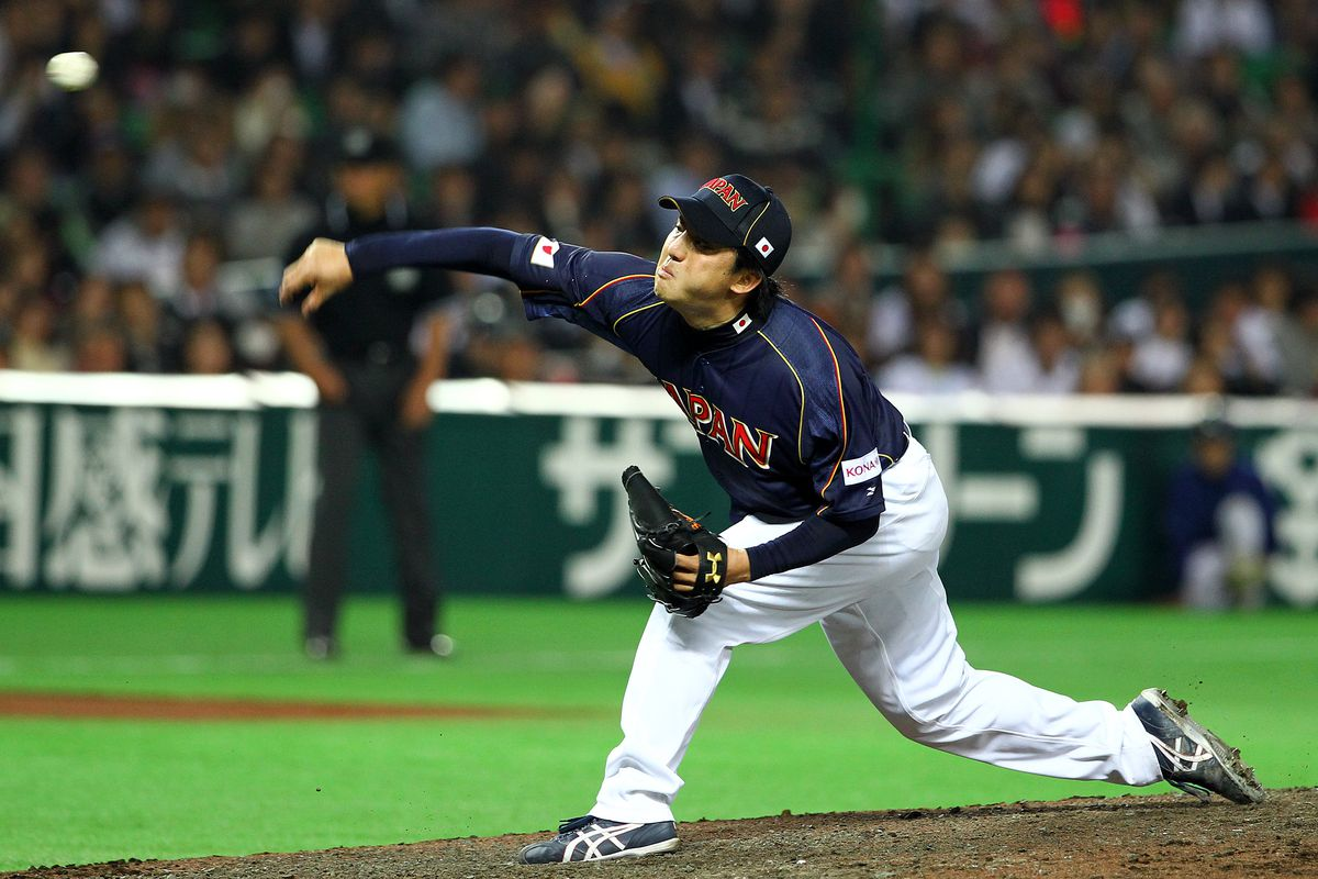 Yomiuri Giants v Japan - WBC 2013 Friendly