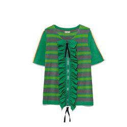 Wool cardigan: $69.95