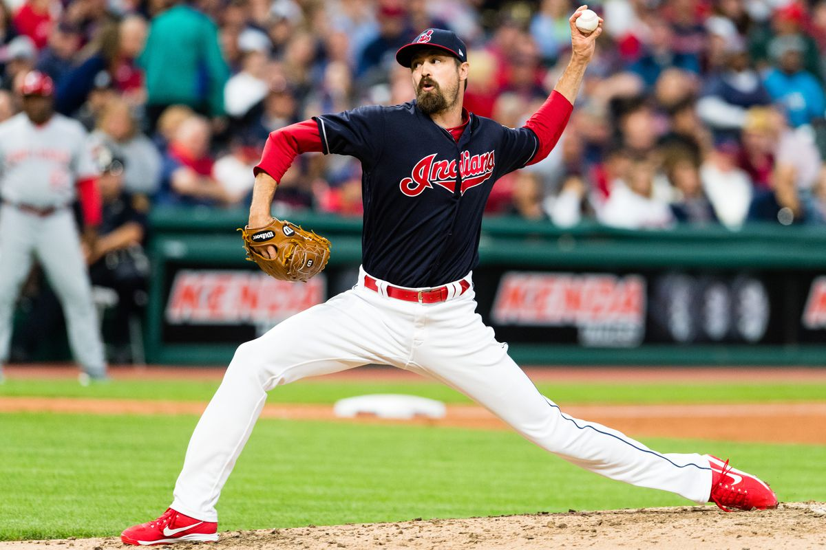 Andrew Miller Placed on DL, Josh Tomlin to Miss Six Weeks