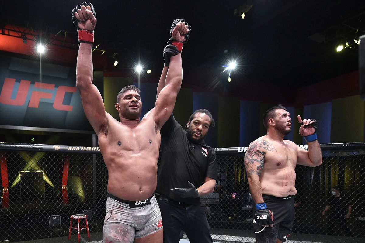 UFC Fight Night: Overeem v Sakai