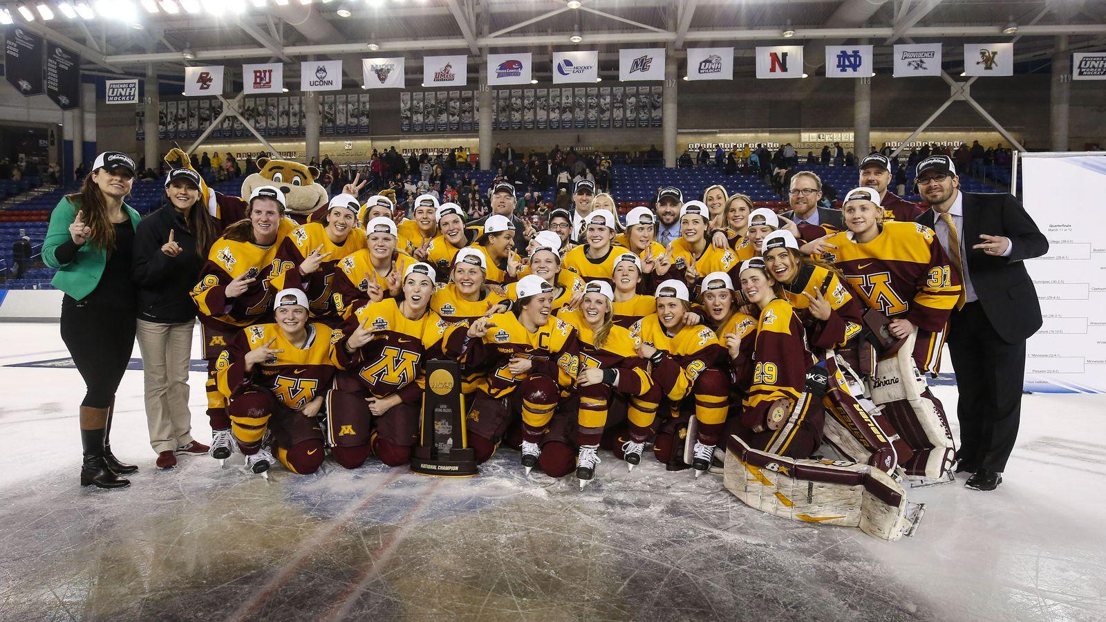 2016 Frozen Four: Minnesota ends Boston College's ...
