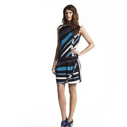 Tucked waist dress, $60*