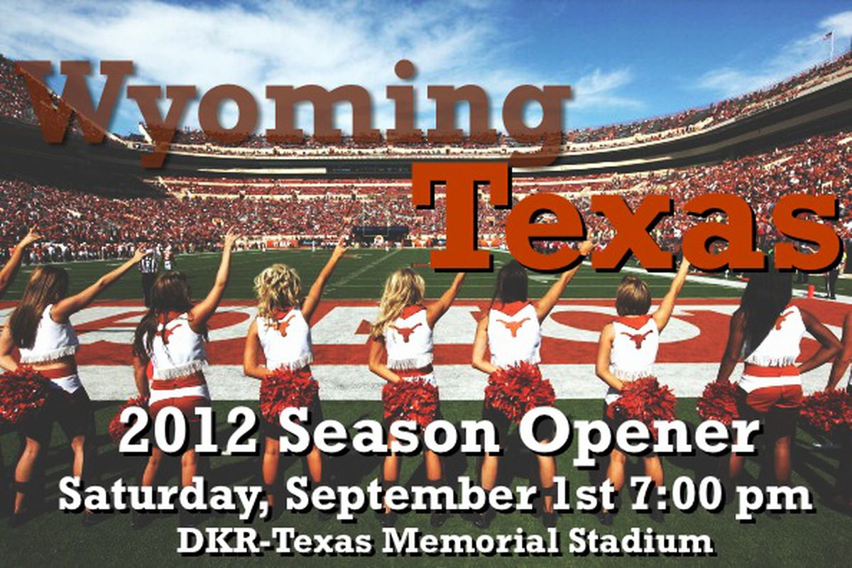 3x3 5m Football Field Poster Photography Backdrops: Game Thread: Wyoming Cowboys At Texas Longhorns