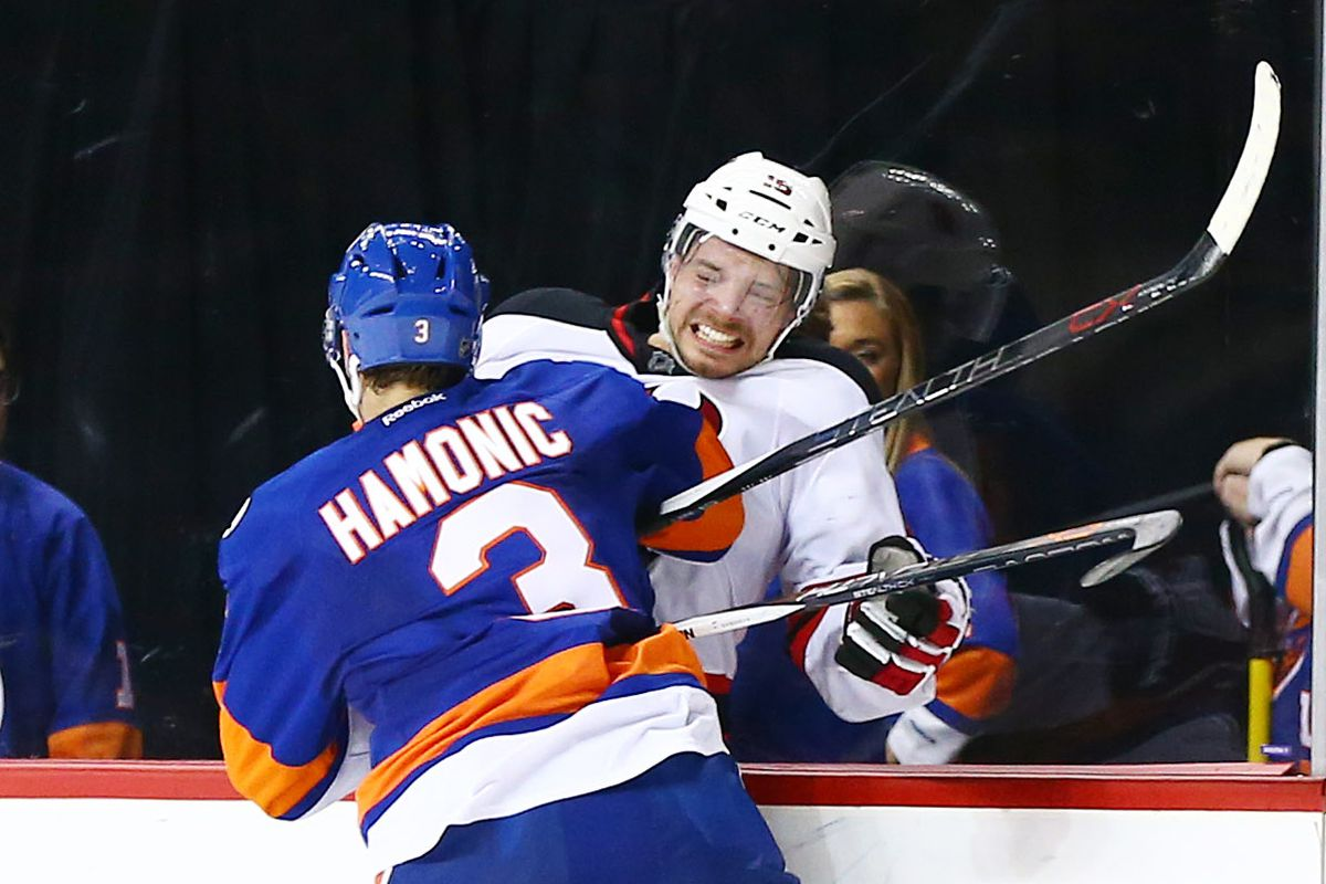 433809015 Game Preview  59  New Jersey Devils vs. New York Islanders - All ...