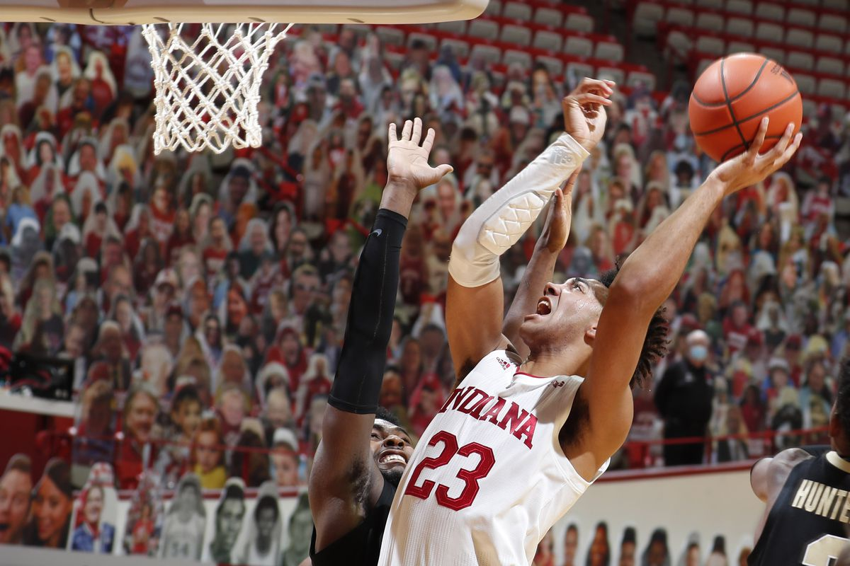 COLLEGE BASKETBALL: JAN 14 Purdue at Indiana