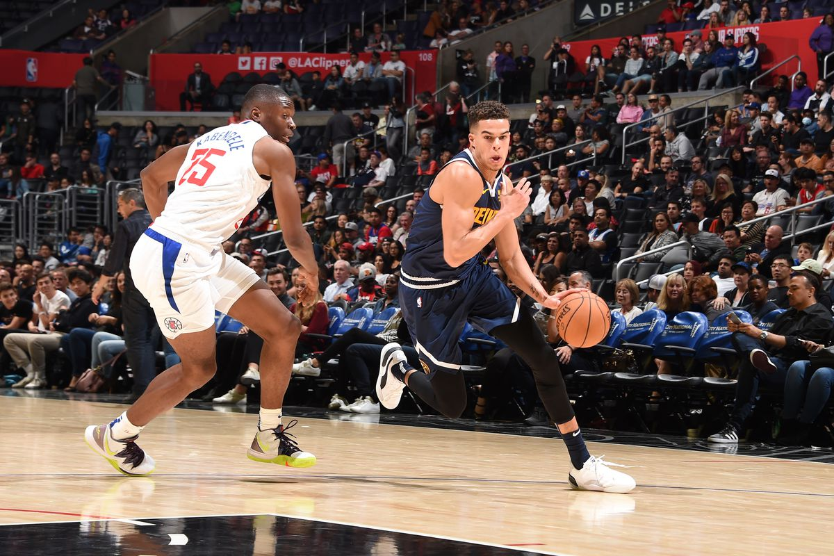Denver Nuggets v LA Clippers