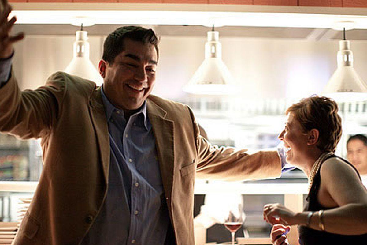Iron Chef Jose Garces at Distrito