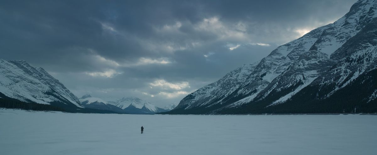 The Revenant is a beautiful movie to look at.