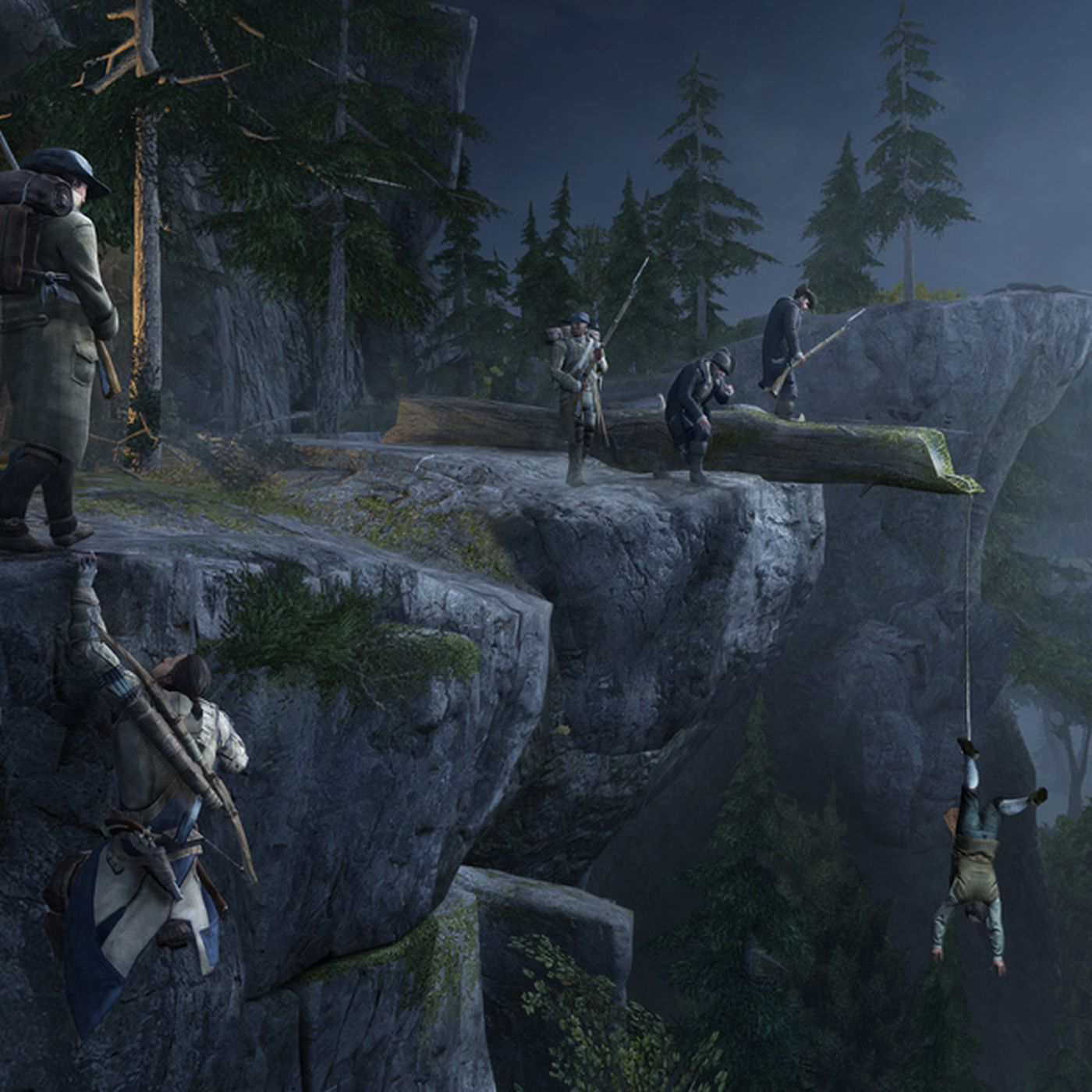 Assassin S Creed 3 Is Less About The Climbing More About The