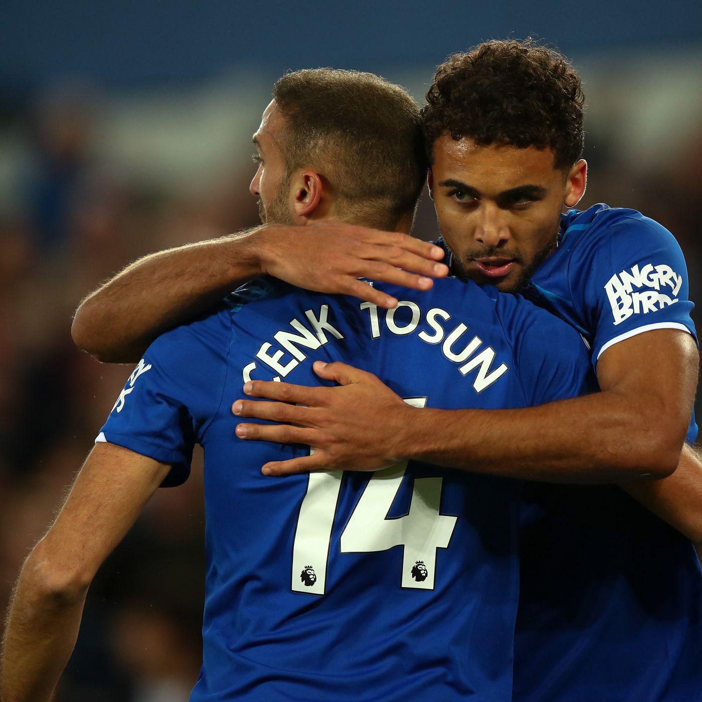 Everton Goal of the Month: November 2019 - Royal Blue Mersey