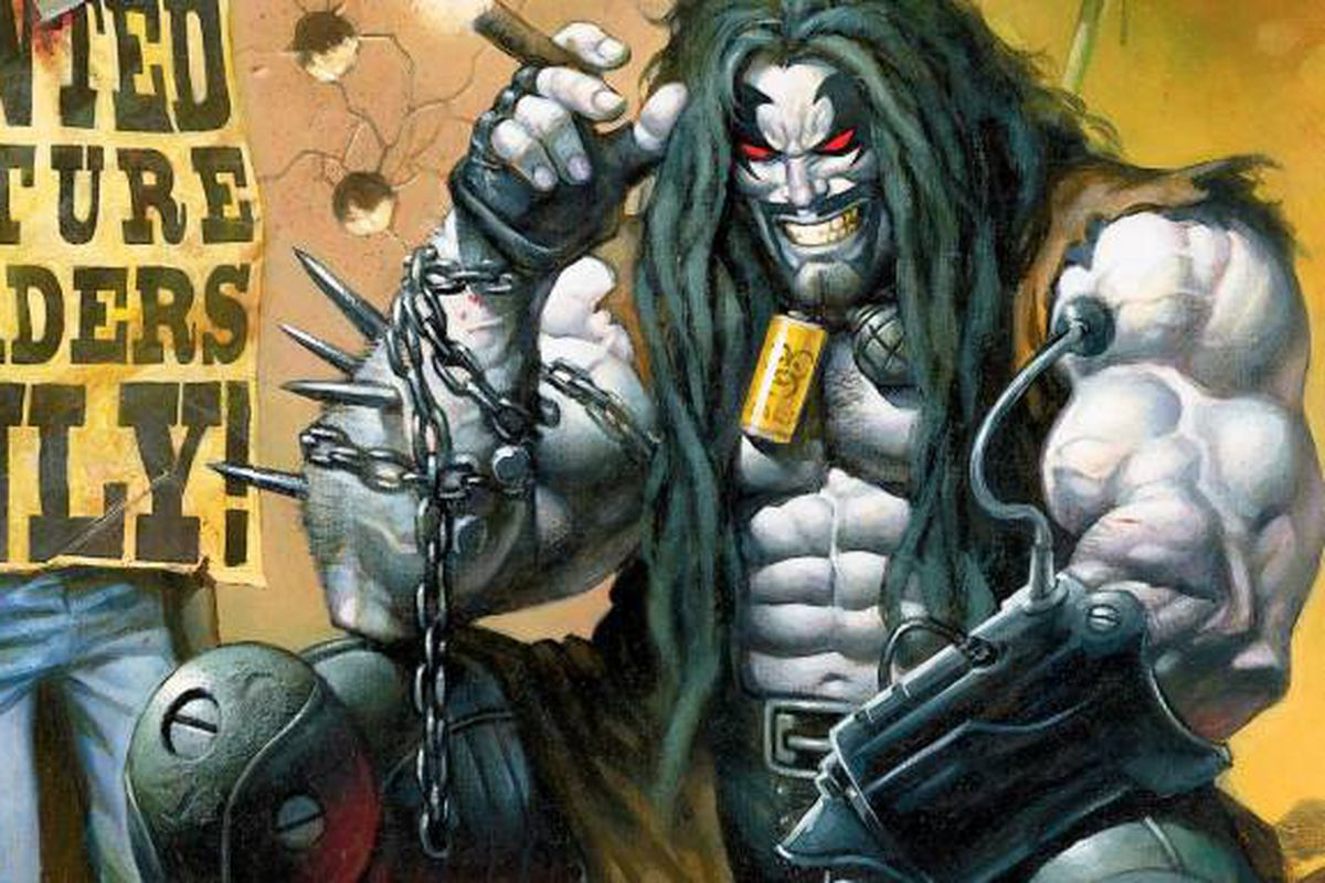 Syfy is developing a Krypton spinoff based on Lobo - The Verge