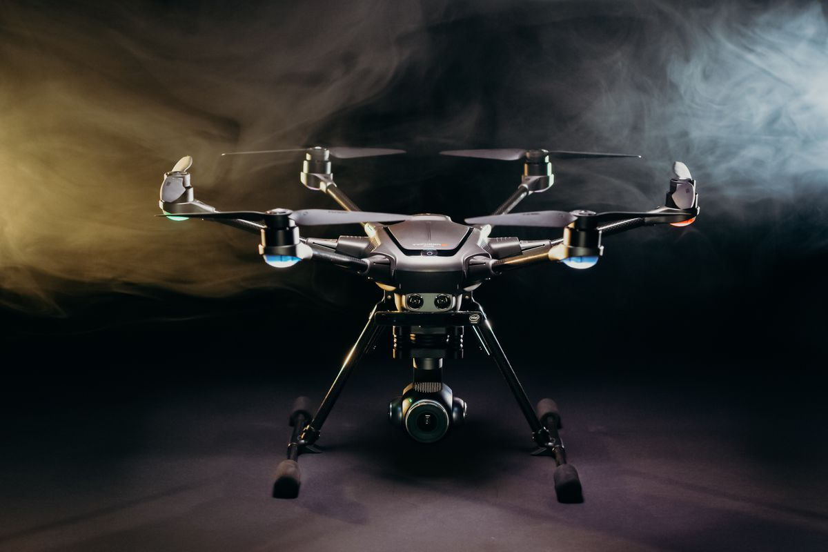 Yuneec Announces Typhoon H Plus Firebird Fpv And Hd