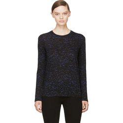 "<b>Proenza Schouler</b> t-shirt, <a href=""https://www.ssense.com/women/product/proenza_schouler/black-fleck-print-t-shirt/112887"">$140</a>"