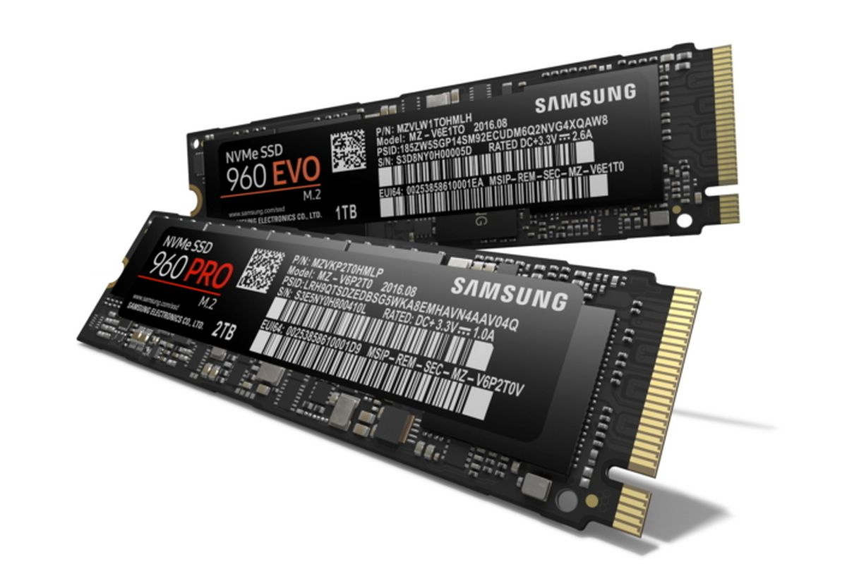 Samsung's new SSDs are super fast but still within the realm