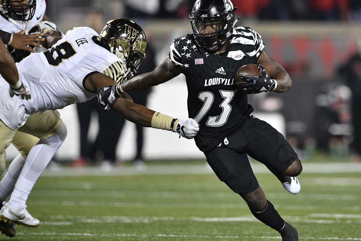 NCAA Football: Wake Forest at Louisville