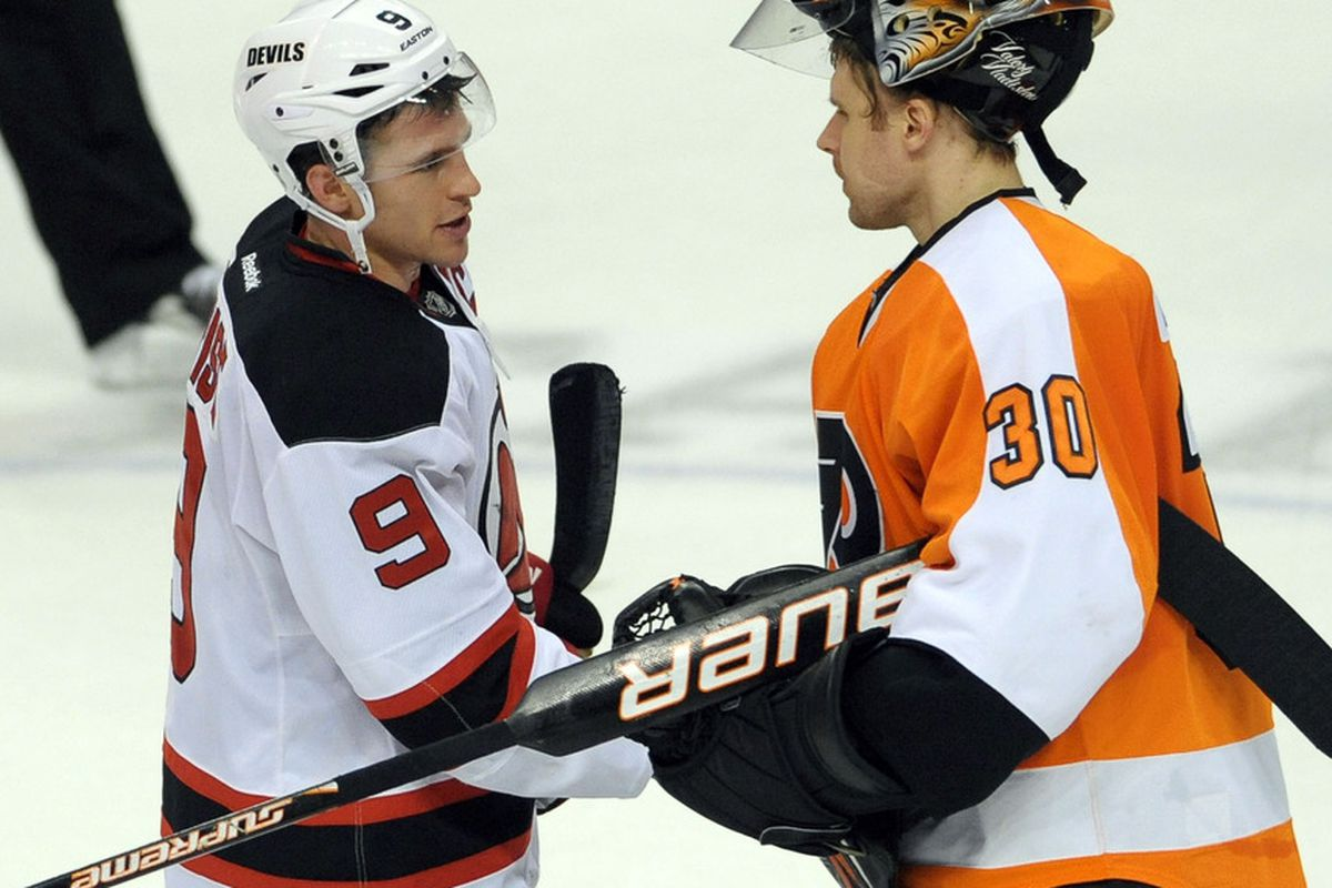 Parise, like Bryz last summer, will become very rich on July 1st.