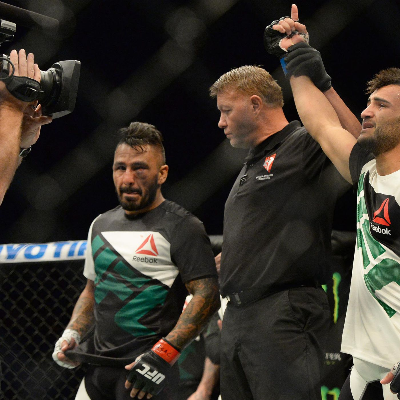 be96e1d5c2 The fighter reactions to UFC 191: Johnson vs. Dodson on Twitter ...