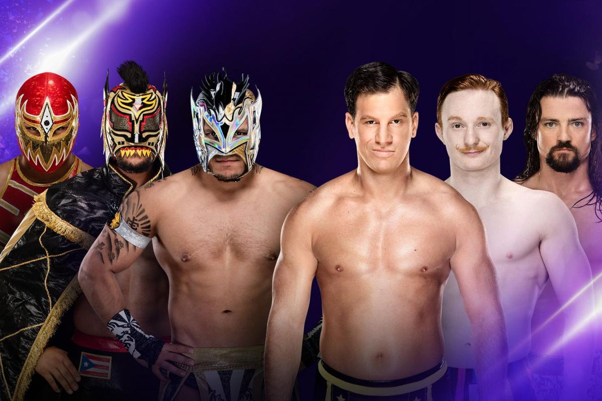 wwe 205 live results june 26 2018 sixman elimination