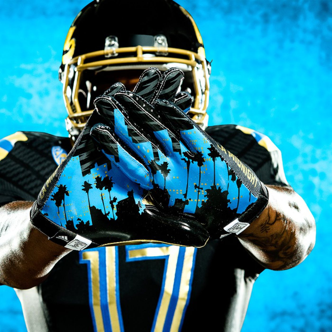 970246c10 PHOTOS  UCLA unveils new black alternate uniforms for Washington game -  SBNation.com