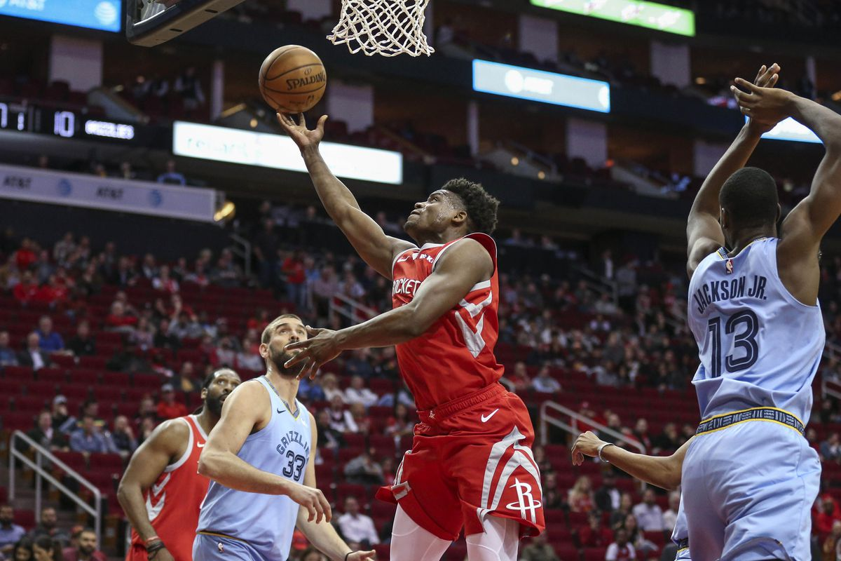 The Rockets and Danuel House continue to play the waiting game - The