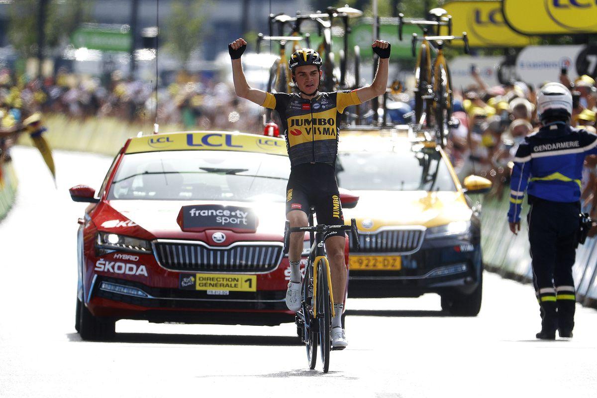 108th Tour de France 2021 - Stage 15