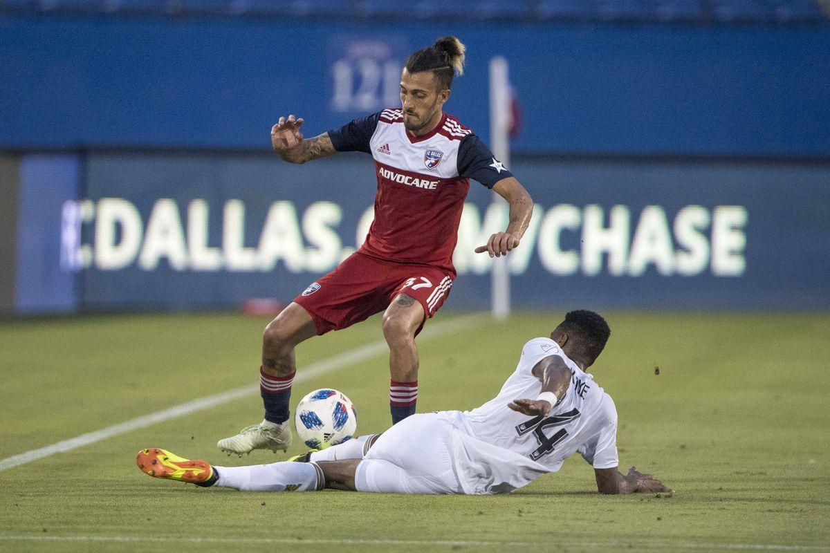 MLS: Los Angeles FC at FC Dallas
